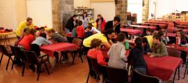 El certamen va començar ahir amb sessions per a les escoles.