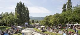 El Parc del Segre acollirà noves competicions dels mundials en els propers anys.