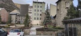 Casa de la Vall és un monument clau de la candidatura: l'entorn de protecció encara no s'ha començat a redactar.