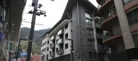 Delso va projectar la seu de la Companyia Andorrana d'Assegurances (1959).