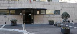 La clínica Verge de Meritxell.