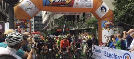 Un moment de la tercera edició de la Purito Andorra.