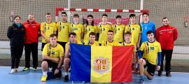 La selecció juvenil cau davant Múrcia i acaba en novè lloc