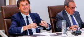 El conseller de Liberals d'Andorra al Comú d'Andorra la Vella, Víctor Pintos.