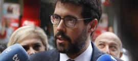Albert Batalla renuncia a l'acta de diputat i es dona de baixa al partit