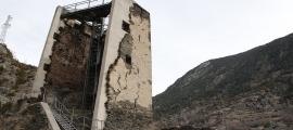La torre dels Moros havia format part de la candidatura des dels inicis.