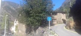 Mas va participar de forma decisiva en la documentació de cal Ribot, a Escaldes.