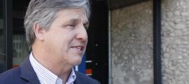 Mateu Huguet, nou gerent de l'ICS a Lleida i l'Alt Pirineu