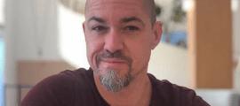 Àlex Puig, autor de ciència-ficció.