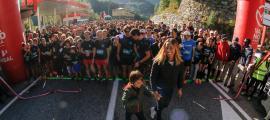 Sanza guanya la cursa AnyósPark