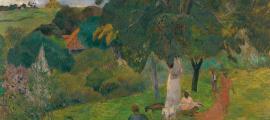 Andorra, Escaldes, Valira, Carmen Thyssen, museu Carmen Thyssen Andorra, Thyssen, Escenaris, inauguració, Gauguin, Monet, Matisse, Sisley, Gauguin, Allées et venues