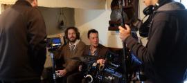 Andorra, cine, rodatge, teaser, Fred, passadors, Enigma, Rejewski, Zigalski, Trullenque, Franch, Sala Patau