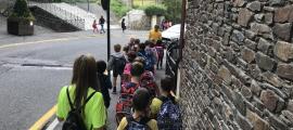 El Comú continua apostant perquè tots els nens puguin gaudir dels serveis públics.