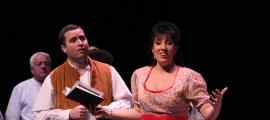 La temporada d'òpera vol emancipar-seLa soprano Jonaina Salvador, directora artística de la temporada, l'octubre passat a 'Il barbiere di Siviglia', l'últim muntatge en què va cantar: tornarà el 19 amb 'Bohemios'.
