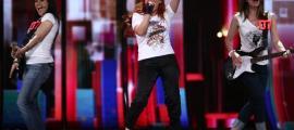 Susanne Georgi va ser la sisena i última participant andorrana a Eurovisió: va ser el 2009, a Moscou, i va caure a la semifinal.