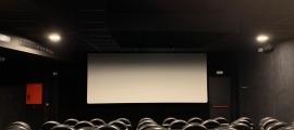 La sala 6 dels cines Illa Carlemany, inaugurada l'abril del 2019 i amb capacitat per a 60 espectadors.