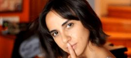Elena Santiago és Alícia, la protagonista de 'Pròfugs'.