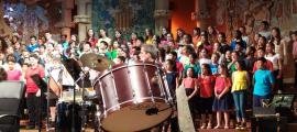 El Cor juvenil de l'òpera s'estrena amb la cantata 'Gaia' al Palau de la Música