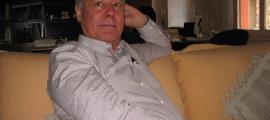 """Albert Salvadó, escriptor: """"Als 67 anys em vaig plantejar la vida de forma seriosa per primera vegada"""""""