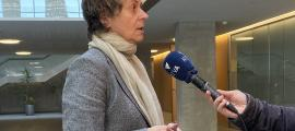 La consellera general Susanna Vela.