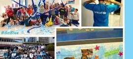 Recull d'algunes de les aactivitats realitzades l'any passat el Dia de la infància.
