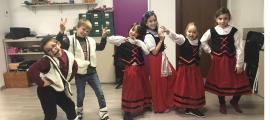 Andorra, Comunal, teatre, Pastorets, Entreacte, Mercè Canals, estrena, escola, Folch i Torres