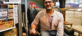 Toni Fernández, ànima de la Fada i pare del concurs de música d'autor.