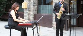 Blue Note homenatja el jazz i el blues dels anys 40 en una actuació a Ordino