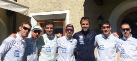 L'equip de la FAM ja és a Itàlia per participar en la cita de Livigno.