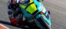 Xavi Cardelús enceta el curs de l'Europeu al circuit d'Albacete