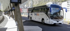 L'Estació Nacional d'Autobusos.