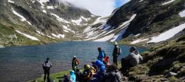 Més de 270.000 persones visiten el parc de l'Alt Pirineu el 2016