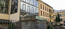L'antiga fàbrica Reig, avui museu, ha rebut un reconeixement.