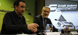 Crèdit Andorrà 'salva' les GSeries