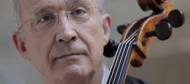 """Lluís Claret, violoncel·lista: """"El talent és necessari, però també calen unes circumstàncies propícies"""""""