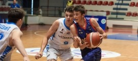 Marc Martínez va anotar ahir 11 punts. Foto: FIBAEUROPE.COM