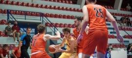 La U18 va finalitzar quarta a Tirana. Foto: FIBAEUROPE.COM