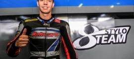 El pilot Xavier Cardelús disputarà a Jerez la tercera cita de l'Europeu de Moto2.