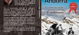 Portada i contraportada de la nova incursió del periodista andalús en la novel·la.