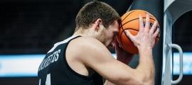 Saulius Kulvietis deixa el VEF Riga per jugar amb el BC MoraBanc. Foto: Basketball Champions League
