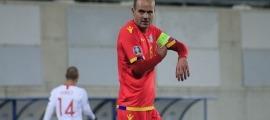 Ilde Lima, en el seu últim partit amb la selecció contra Turquia el mes de novembre del 2019 a l'Estadi Nacional. Foto: @elcokedelasfotos