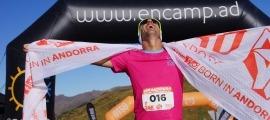 Xavier Tomasa, corredor de Berga, es va imposar a la prova 'reina' de l'OTSO. Foto: Comú d'Encamp