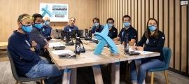 Andorra va presentar ahir oficialment el contingut de la candidatura al Mundial 2027. Foto: Sergi Pérez