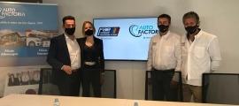 AutoFactoria, nou patrocinador de la FAE. Foto: FAE
