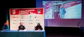Els Campionats del Món es van presentar ahir amb Jaume Esteve homenatjat. Foto: Martín Imatge
