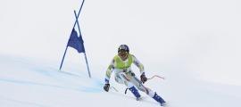 Matías Vargas deixa l'esquí alpí després de 10 anys a la Federació Andorrana d'Esquí. Foto: Origami foto / Òscar Rius