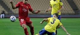 Kike Saverio, un extrem esquerre i dretà amb passat blaugrana, fitxa per l'FC Andorra. Foto: Twitter