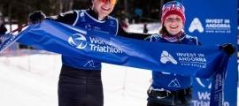 Noruega es va imposar a la prova de relleus mixte.Foto: World Triathlon Media / Tommy Zaferes
