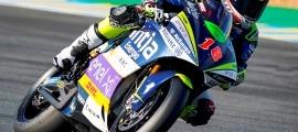 Xavi Cardelús tornarà a pilotar la moto de l'equip de l'Avintia Esponsarama Racing. Foto: Avintia Esponsorama Racing