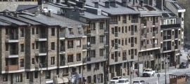 Habitatges a la Massana.